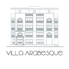 Villa Arabesque User Profile