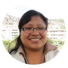 Profilo utente di Frida Marisela