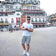 Quang felhasználói profilja
