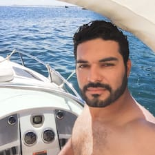 Gebruikersprofiel Diego