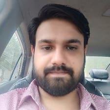 Profil Pengguna Shekhar