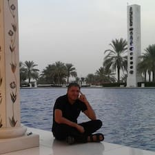 Perfil do utilizador de Abdelhadi