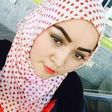 Masoumeh User Profile