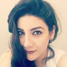 Sandra Judith felhasználói profilja
