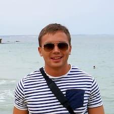 Henkilön Yaroslav käyttäjäprofiili