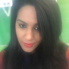 Profil korisnika Sakshi