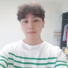 Profil utilisateur de Donghwan
