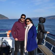 Sandeep & Himanshi User Profile