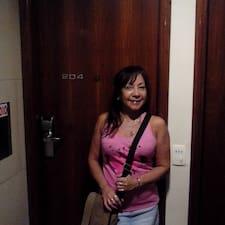 Nutzerprofil von Estela