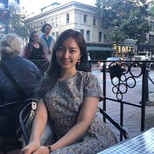 Penny Hyun-Ah User Profile