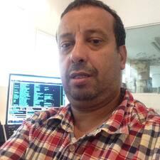 Rachid felhasználói profilja