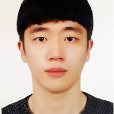 Taeho felhasználói profilja