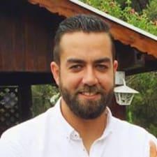 Profil utilisateur de Gilberto