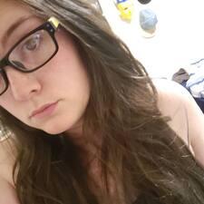 Brianna felhasználói profilja