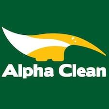 Perfil de usuario de Alpha Clean