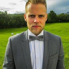 Perfil de usuario de Arnþór