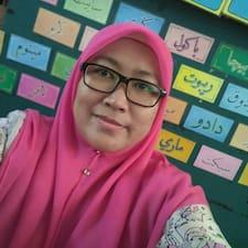 Rosanah - Uživatelský profil
