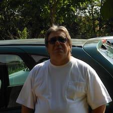 Jean-Marc felhasználói profilja