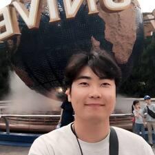 Användarprofil för Sanghyeok
