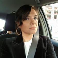 Valerian felhasználói profilja