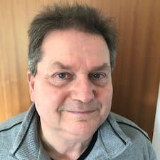 Perfil do utilizador de Peter
