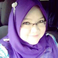 Mardziah User Profile