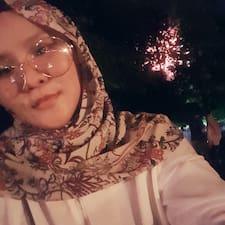 Profil utilisateur de Nurazreen