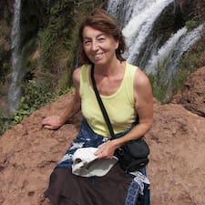 Profil Pengguna Marie-Agnès