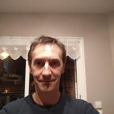 Alain felhasználói profilja
