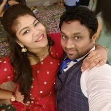 Sri Raj felhasználói profilja
