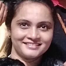 Användarprofil för Swati