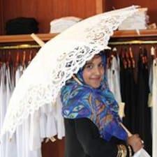 Sultana - Uživatelský profil