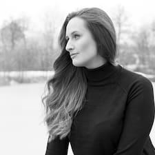 Tereza - Uživatelský profil