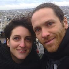 Christophe & Cyrielle User Profile
