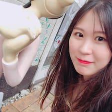 수정 - Uživatelský profil