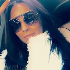 Lucélia felhasználói profilja