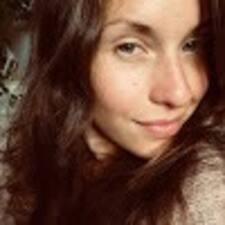 Marie-Luis felhasználói profilja