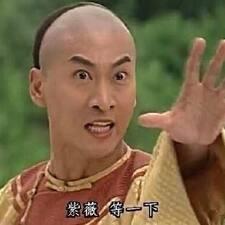 Profil utilisateur de Zhuoyu