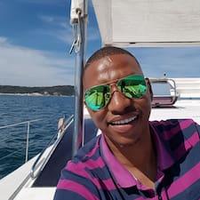 Henkilön Lazola Nyerere käyttäjäprofiili