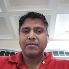 โพรไฟล์ผู้ใช้ Manohar