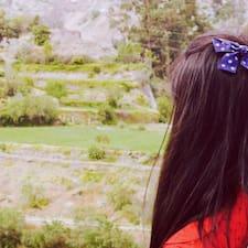 Profil utilisateur de Graciela