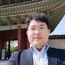 Sangwoo User Profile