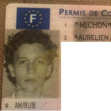 Profilo utente di Aurélien