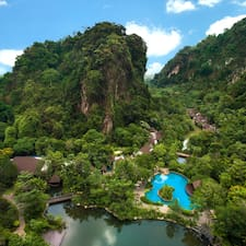 The Banjaran Hotsprings Retreat的用戶個人資料