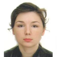 Irina的用戶個人資料
