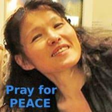 Profil utilisateur de Chieko (Tchiéko)