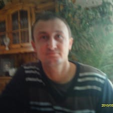 Marechal felhasználói profilja