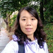 Aiqiu - Uživatelský profil
