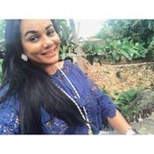 María Fernanda - Uživatelský profil