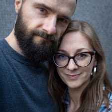 Luke & Justyna User Profile